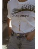 Naszyjnik złocony Urban Jungle
