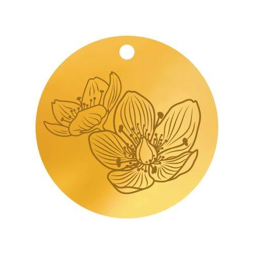 Medalik z dziewięciornikiem
